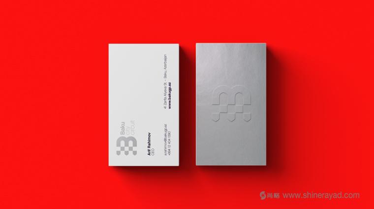Baku 城市赛车比赛活动logo设计-上海logo设计公司-上海品牌设计公司10