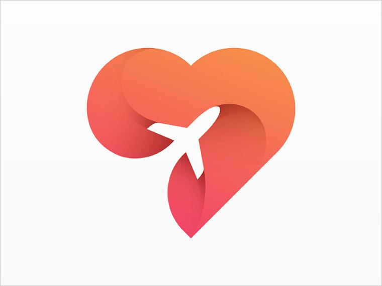上海logo设计公司欣赏:15+创意负空间标志logo设计