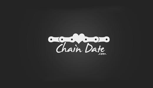 心+链条标志设计-上海标志设计公司