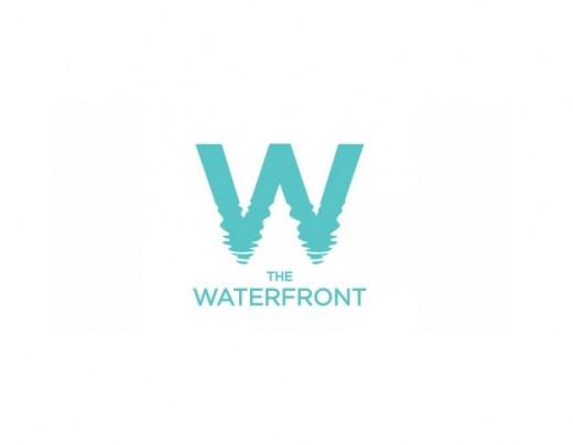 水标志设计图片-w字母水标志设计