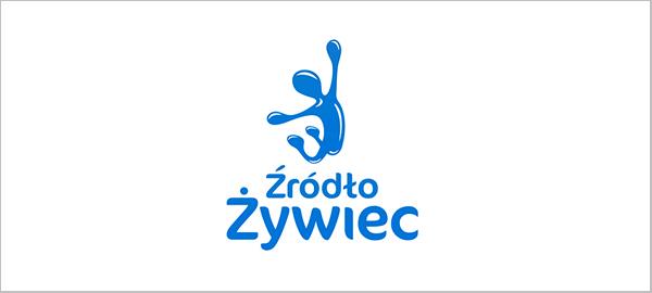水标志设计图片-跳舞水人物标志设计