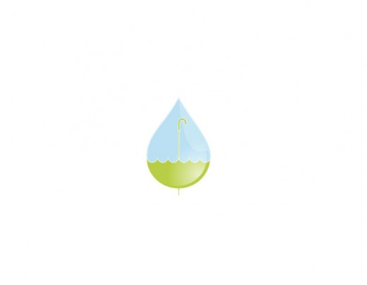 水标志设计图片-.保存雨水标志设计