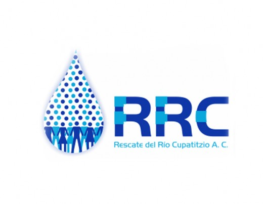 水标志设计图片-水滴与人形结合的水标志设计