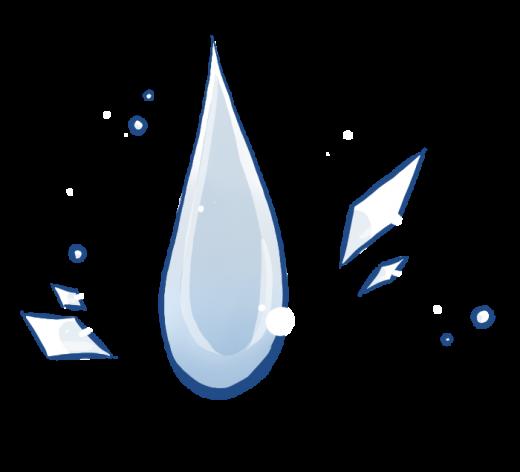 水标志设计图片-艺术风格水标志设计