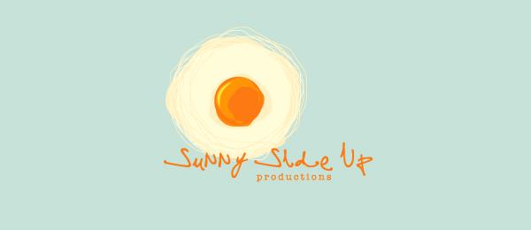 创意太阳logo设计灵感-阳光明媚的一面朝上