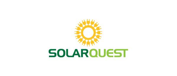 创意太阳logo设计灵感-太阳追求