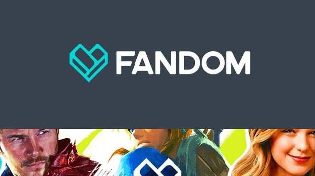 几何演绎logo-Fandom(社群群组网站)logo设计