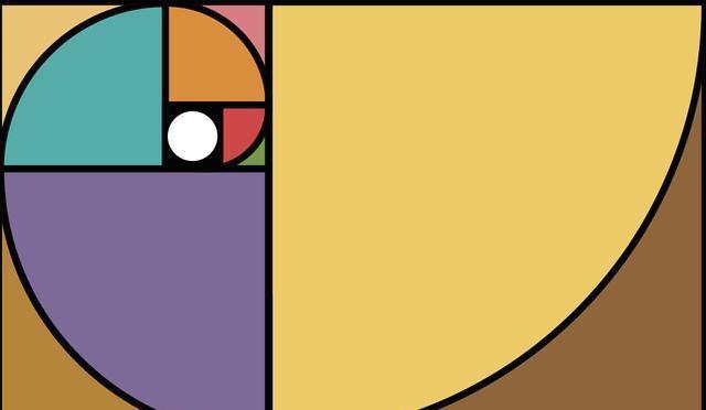 顶尖设计师最常用的四种logo设计方法-国际通用法-黄金分割-斐波那契螺旋法