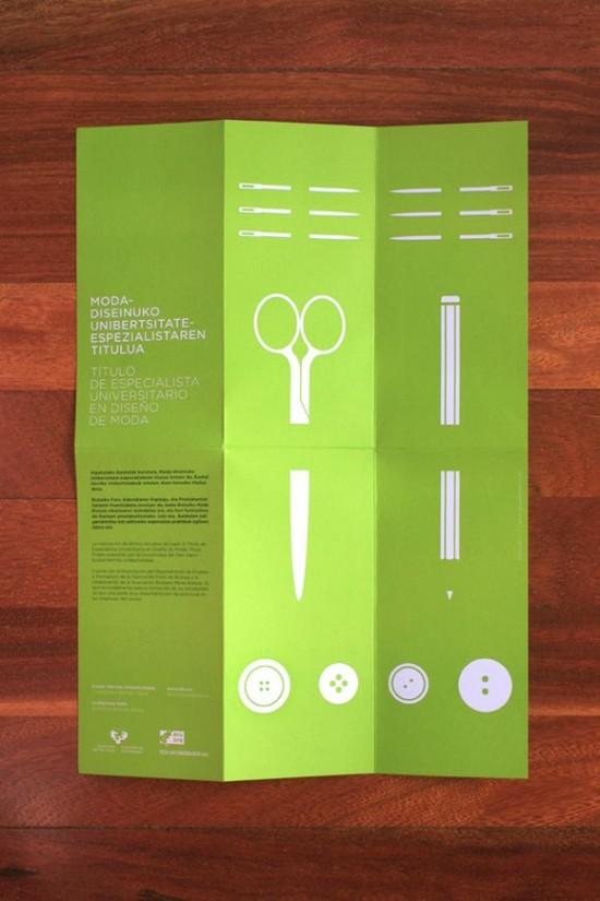 上海画册设计公司分享:13个折叠的宣传册设计宣传折页设计创意案例
