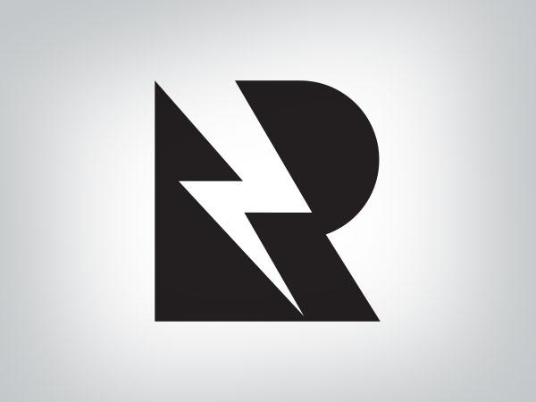公司名称首写字母的物体/符号logo设计-2017年10个最受欢迎的或即将到来的logo设计趋势-上海logo设计公司
