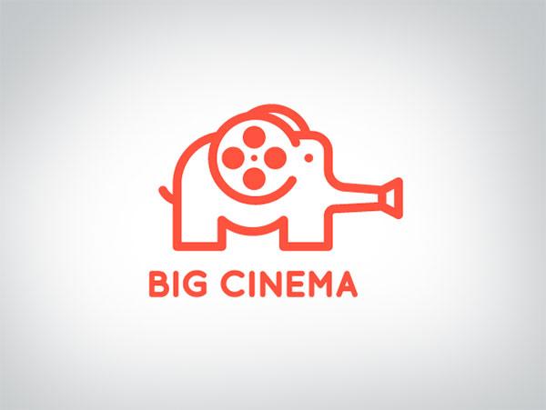 logo设计中的两个对象/logo-2017年10个最受欢迎的或即将到来的logo设计趋势-上海logo设计公司