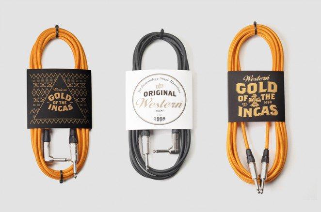 上海包装设计公司分享-50个令人惊叹的疯狂创意包装设计案例-音乐线包装设计