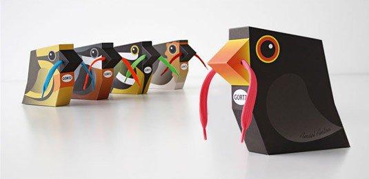 上海包装设计公司分享-50个令人惊叹的疯狂创意包装设计案例