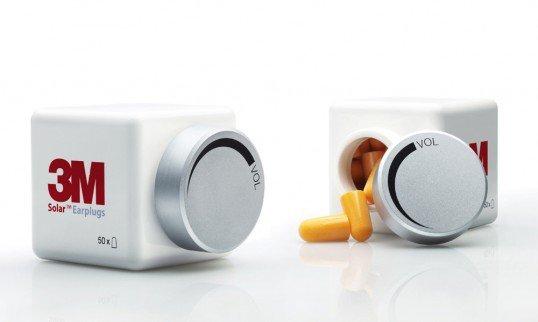 上海包装设计公司分享-50个令人惊叹的疯狂创意包装设计案例-3m耳栓包装设计