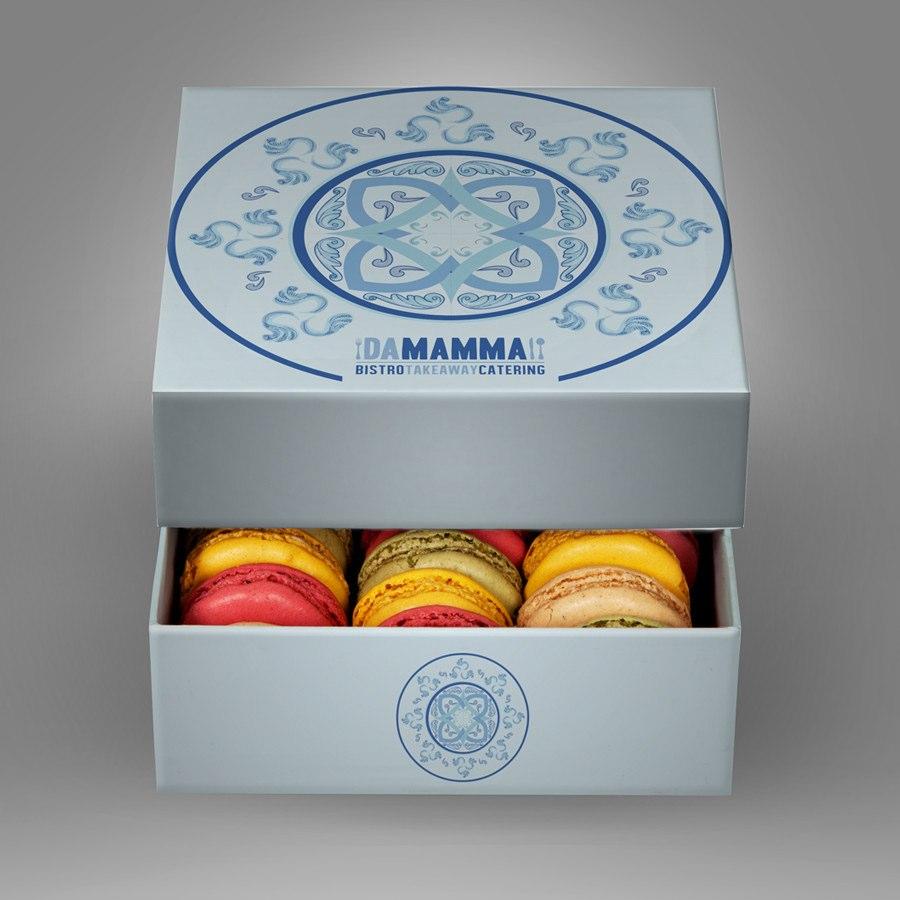 糕点包装设计——上海包装设计公司