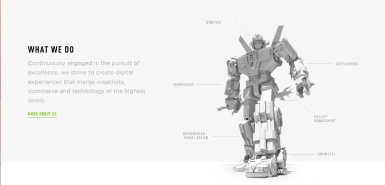 网站字号大小设计影响网站营销效果-使设计更直观-上海网站设计建设公司