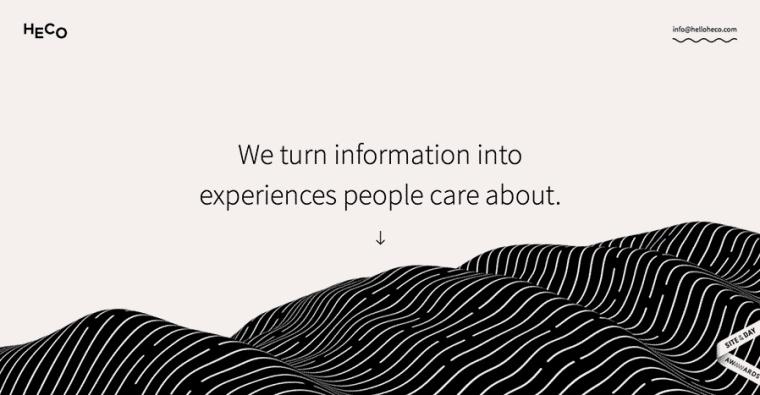 2018年9个最前沿的网页设计趋势-粒子背景