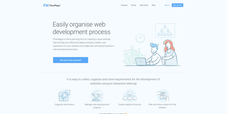 2018年9個最前沿的網頁設計趨勢-個性化插圖