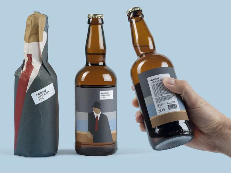 2018年10个创意包装设计趋势-突出的形状和材料