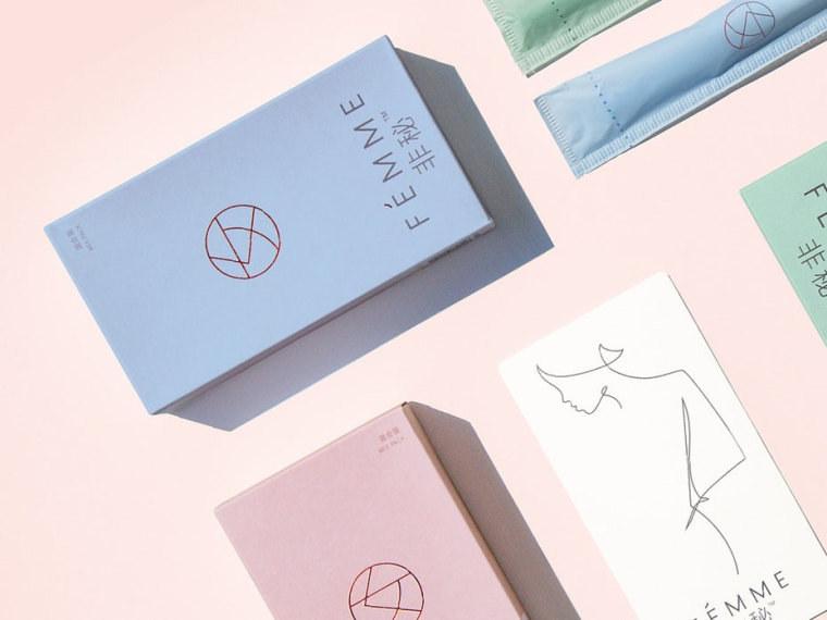 2018年10个创意包装设计趋势-粉彩