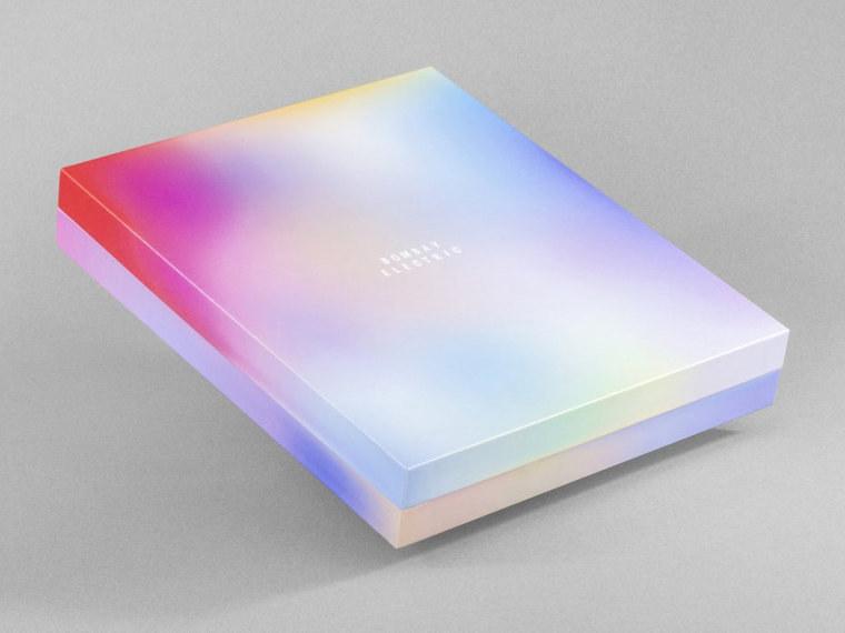 2018年10个创意包装设计趋势-充满活力的渐变