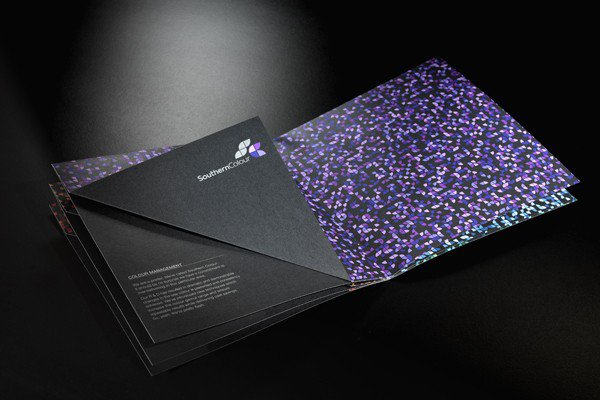 上海画册设计公司-25个可以增加销售的宣传画册设计技巧-使用纹理作为图形元素