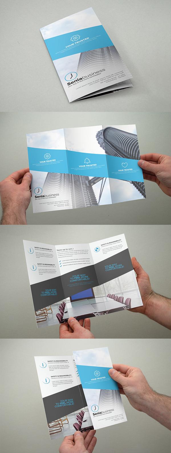 上海画册设计公司创意画册-企业简洁风格宣传手册设计