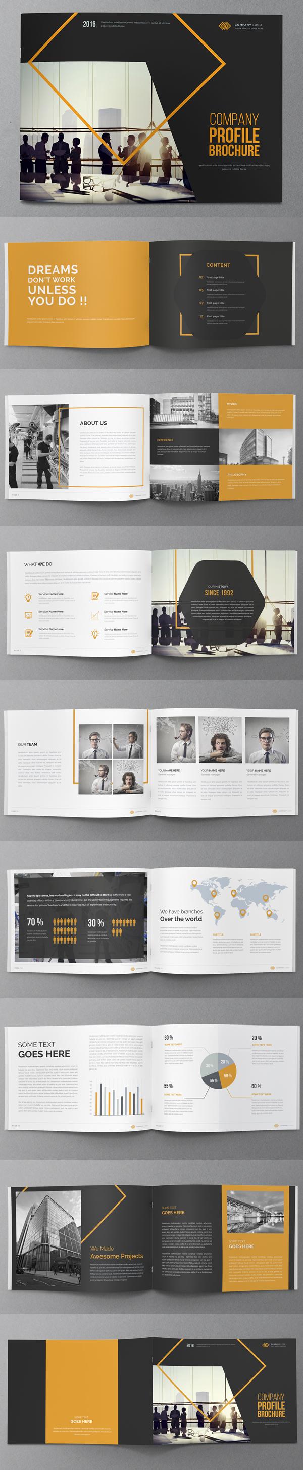 上海画册设计公司创意画册-创意年度报告手册设计