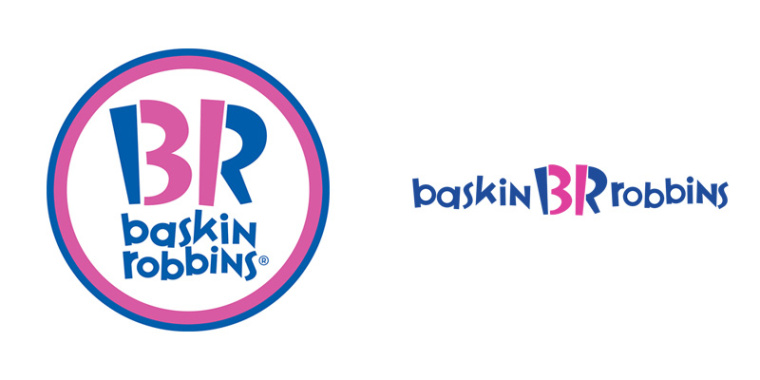 芭斯罗缤logo设计--上海logo设计公司logo设计教程