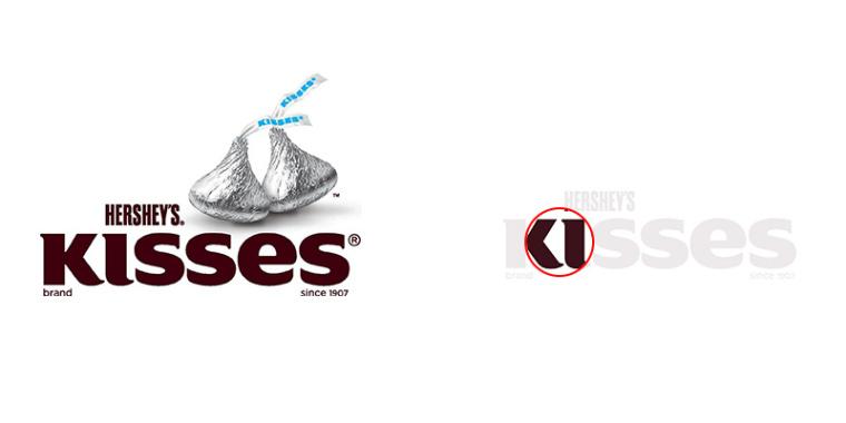 好时巧克力logo设计---上海logo设计公司logo设计教程