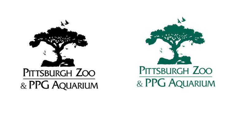 匹兹堡公园logo设计--上海logo设计公司logo设计教程