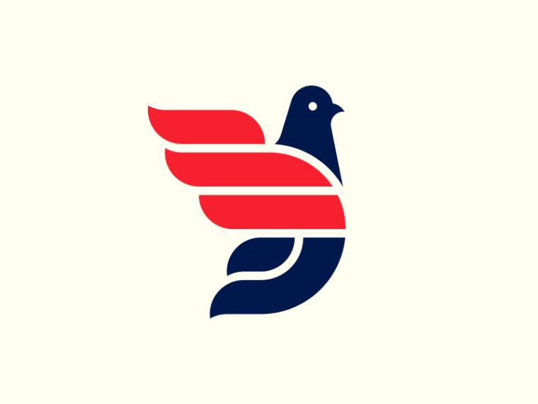 50个让你灵思泉涌的炫酷logo设计-上海logo设计欣赏