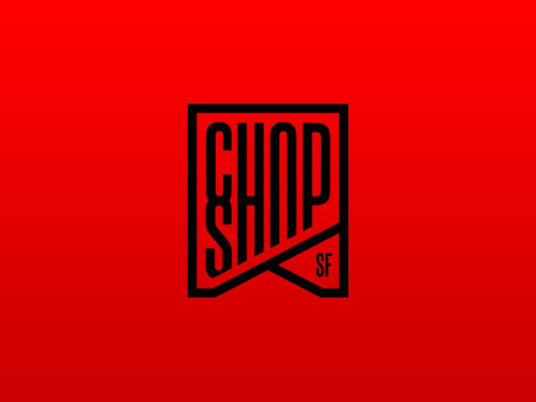 商店字体logo-50个让你灵思泉涌的炫酷logo设计-上海logo设计欣赏