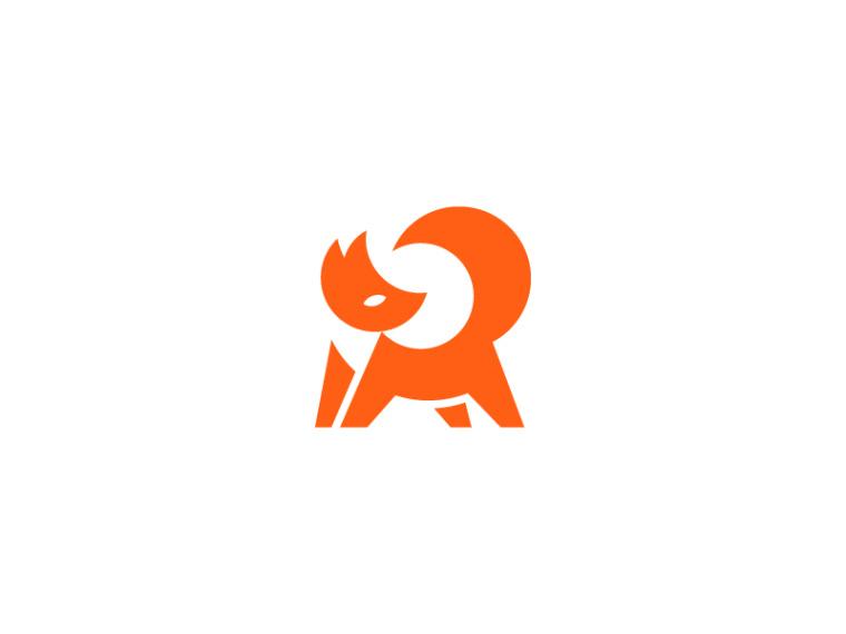 矢量动物logo-50个让你灵思泉涌的炫酷logo设计-上海logo设计欣赏