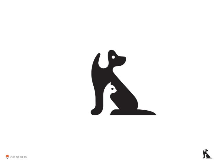 动物logo设计-50个让你灵思泉涌的炫酷logo设计-上海logo设计欣赏
