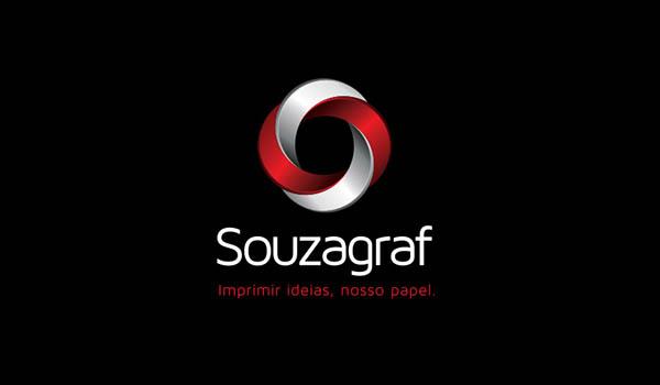 Souzagraf创意公司logo设计-上海logo设计公司