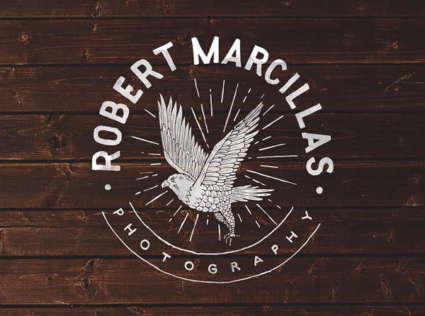 罗伯特marcillas摄影机构品牌Logo设计-上海logo设计公司