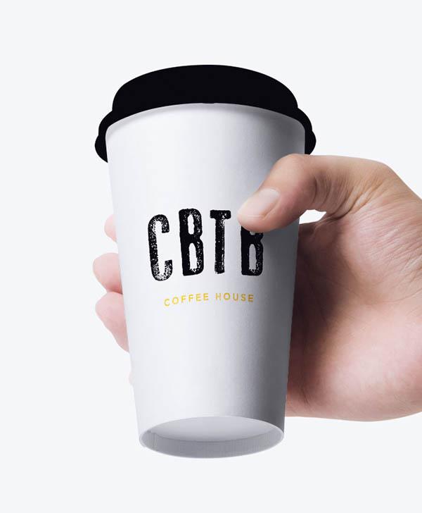CBTB咖啡店品牌视觉识别VI设计-上海VI设计公司