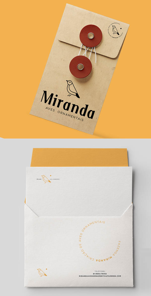Miranda农场庄园品牌VI视觉识别设计-上海VI设计公司
