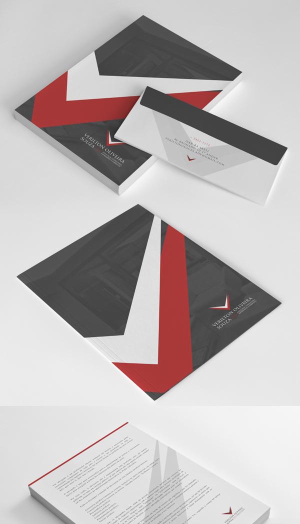 奥利维拉Souza品牌logo设计与VI设计-上海VI设计公司