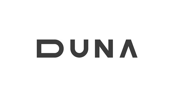 DUNA平面设计公司logo设计-上海logo设计公司