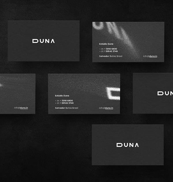 DUNA平面设计公司logo设计与视觉识别VI设计-上海VI设计公司
