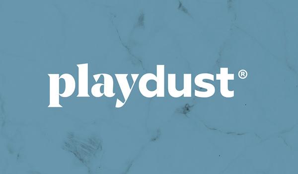 playdust设计公司logo设计-上海logo设计公司