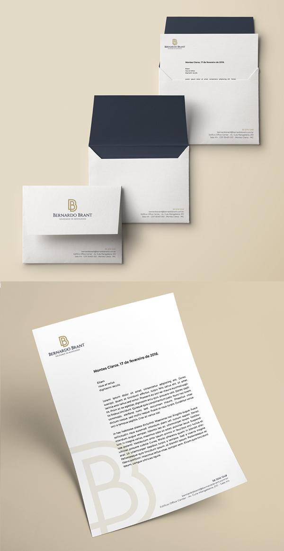 BRANT 律师事务所logo设计与视觉识别VI设计开发-上海VI设计公司 https://www.shinerayad.com/servicework.aspx?id=1