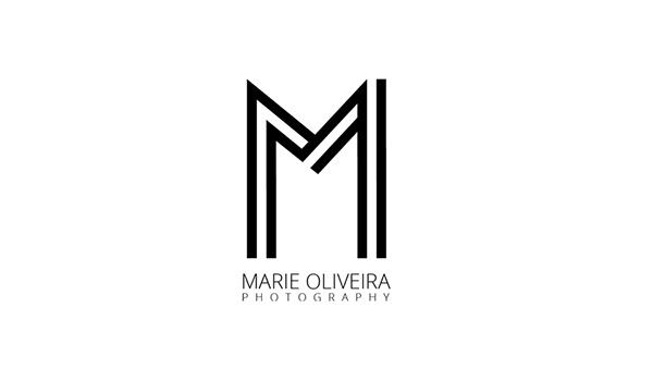 Marie Oliveira时装摄影机构logo设计-上海logo设计公司