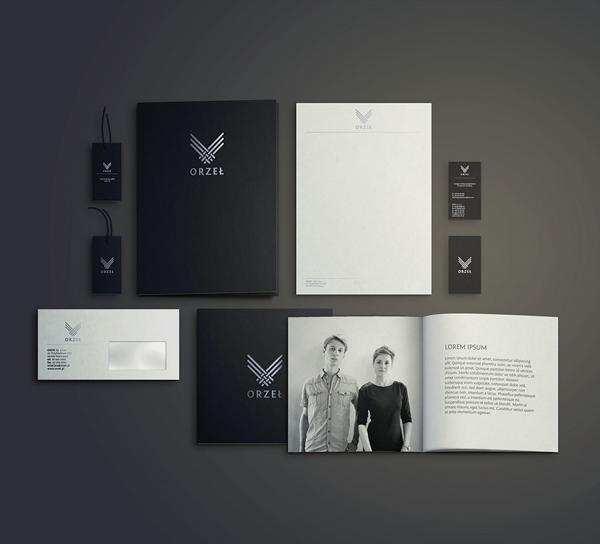 Orze亚麻纺织品布料品牌视觉识别VI设计-上海VI设计公司