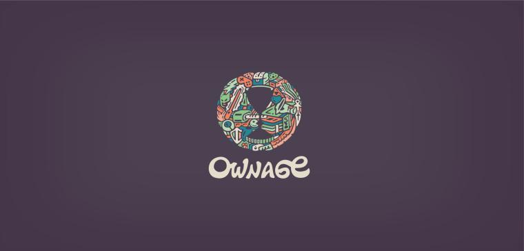 30个图案漂亮而复杂的LOGO设计作品欣赏—上海logo设计公司