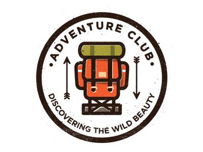 冒险俱乐部logo-30个图案漂亮而复杂的LOGO设计作品欣赏—上海logo设计公司