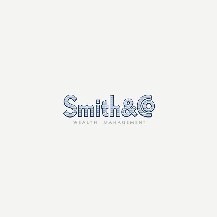 字体排版很讲解的金融银行logo-上海logo设计公司