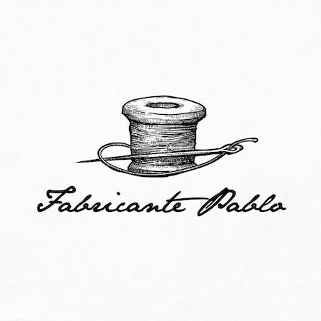 揭示品牌背后的手工工艺的时尚logo设计作品欣赏-上海logo设计公司